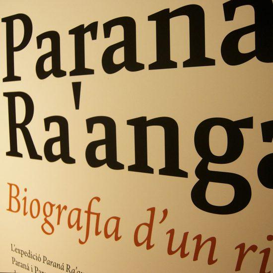 Gráfica Paraná Ra'anga